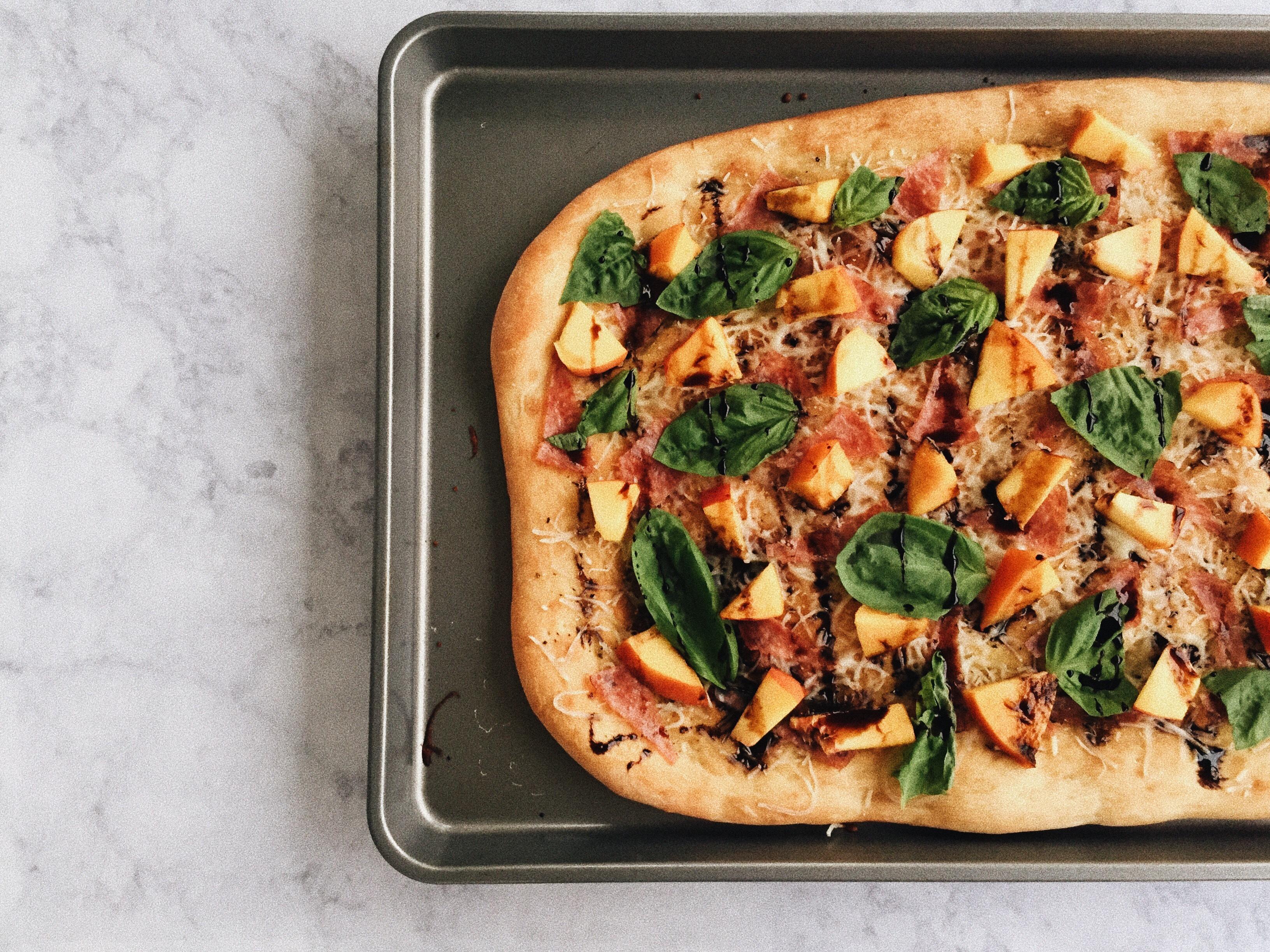 pizza, pizza recipe, summer, recipe